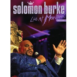 Solomon Burke - Live At Montreux 2006 - DVD