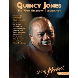 Quincy Jones - 75th Birthday Celebration - Live at Montreux 2008 - 2DVD