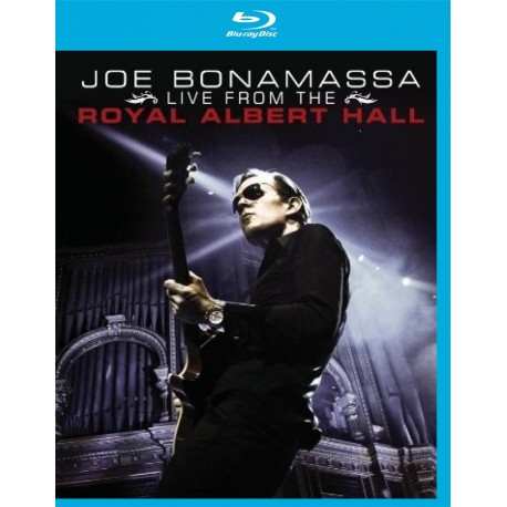 Joe Bonamassa - Live From The Royal Albert Hall - Blu-ray