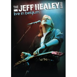 Jeff Healey Band - Live In Belgium - DVD + CD