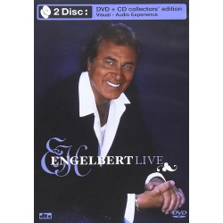 Engelbert Humperdinck - Live - DVD + CD