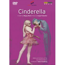 Ballet and Orchestra of the Lyon National Opera - Cinderella - DVD