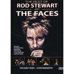 Rod Stewart & Faces - The Best Of - DVD