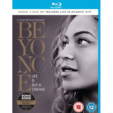 Beyonce - Life Is But A Dream - 2 Blu-ray