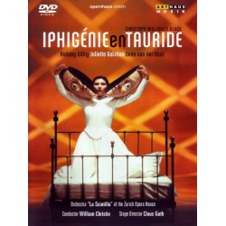 Cristoph Willibald Gluck - Iphigenie & Tauride - DVD