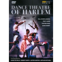 Dance Theatre Of Harlem - Fall River Legend, Troy Game A.O. - DVD