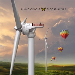 Flying Colors - Second Nature - CD Digipack