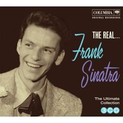 Frank Sinatra - The Real... Frank Sinatra - 3CD Digipack