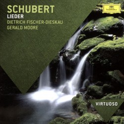 Franz Schubert - Lieder - CD