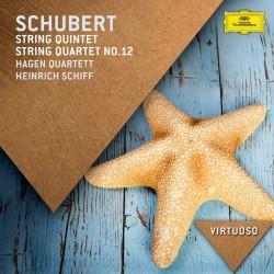 Franz Schubert - String Quintet / String Quartet No 12 - CD