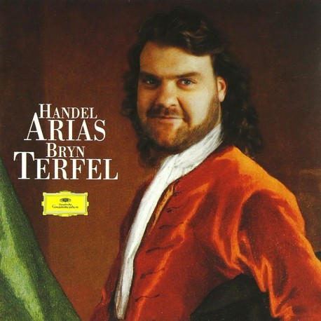 Bryn Terfel - Handel Arias - CD
