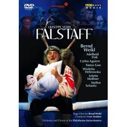 Giuseppe Verdi - Falstaff - DVD