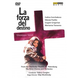 Giuseppe Verdi - La Forza Del Destino - DVD