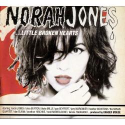 Norah Jones - Little Broken Hearts - CD