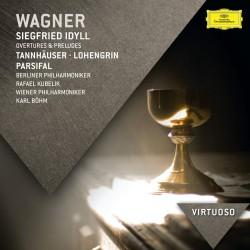 Richard Wagner - Siegfried Idyll - CD