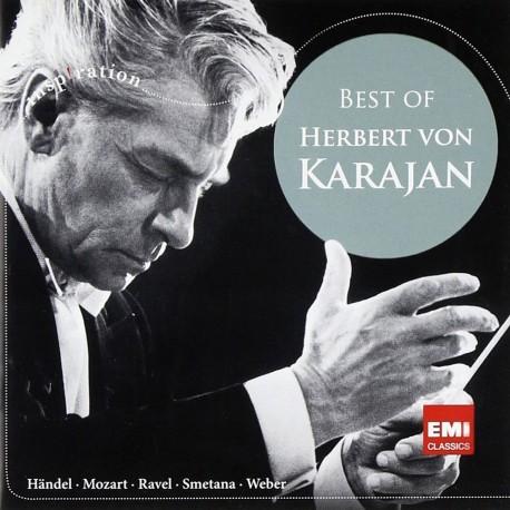 V/A - Best Of Herbert Von Karajan - CD