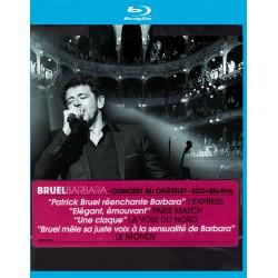 Patrick Bruel - Bruel Barbara Le chatelet - Blu-ray + 2 CD