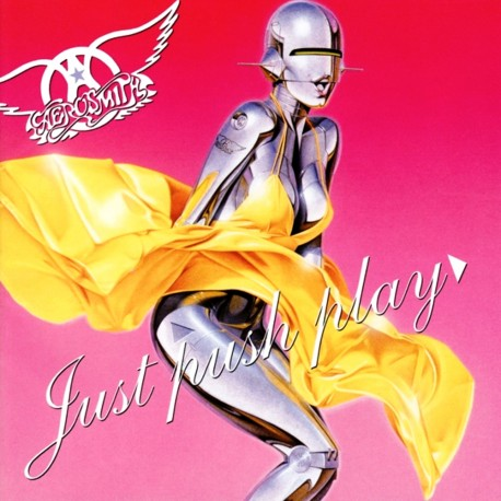 Aerosmith - Just Push Play - CD