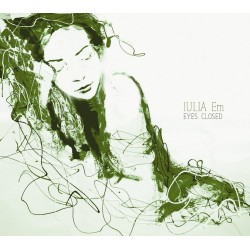 Iulia Em - Eyes Closed - CD DigiBook