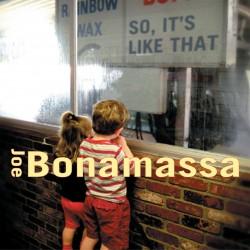 Joe Bonamassa - So, It's Like That - CD