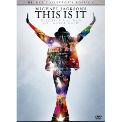 Michael Jackson - This Is It - UK Version 2DVD