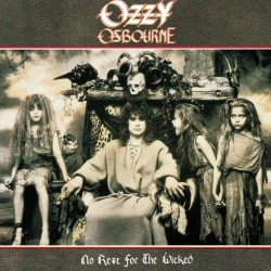 Ozzy Osbourne - No Rest For The Wicked - CD