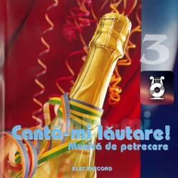 V/A - Canta-mi lautare!, muzica de petrecere vol.3 - CD