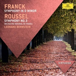 César Franck / Albert Roussel - Symphony In D Minor/Symphony N0.3 - CD
