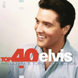 Elvis Presley - His Ultimate Top 40 Collection - 2CD Digipack