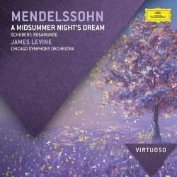 Felix Mendelssohn / Franz Schubert - A Midsummer Night's Dream / Rosamunde - CD