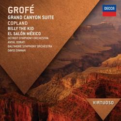 Ferde Grofé - Grand Canyon Suite - CD