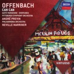 Jacques Offenbach - Can Can / Gaite Parisienne - CD