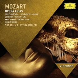 Wolfgang Amadeus Mozart - Opera Arias - CD