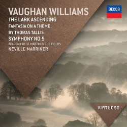 Vaughan Williams - The Lark Ascending / Fantasia On A Theme / Symphony No. 5 - CD