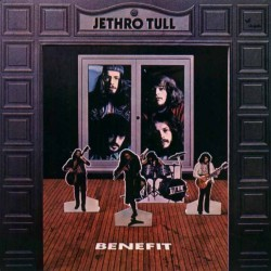 Jethro Tull - Benefit - CD