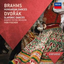 Johannes Brahms / Antonin Dvorak - Hungarian Dances / Slavonic Dances - CD