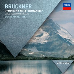 "Anton Bruckner - Symphony No.4 ""Romantic"" - CD"