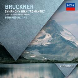 "Anton Bruckner - Symphony No.4 ""Romantic"" - CD"