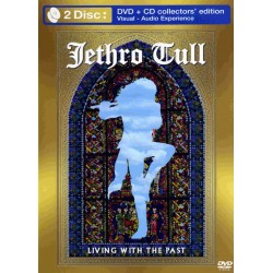 Jethro Tull - Living With The Past - DVD + CD