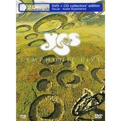 Yes - Symphonic Live - DVD + CD