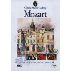 Wolfgang Amadeus Mozart - Concerto For Flute, Harp & Orchestra - DVD