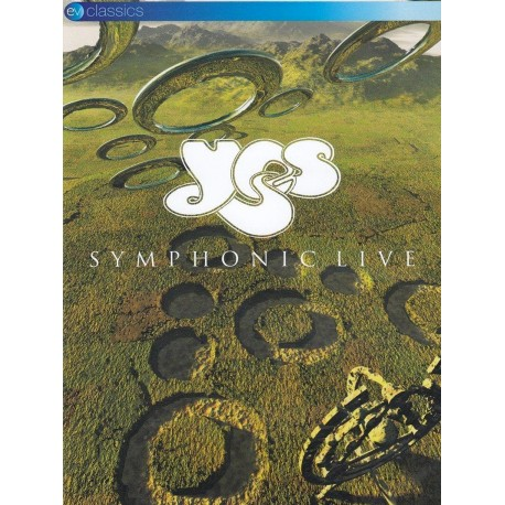 Yes - Symphonic Live - DVD