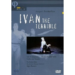 Serghei Prokofiev - Ivan The Terrible - DVD