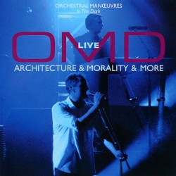 Orchestral Manoeuvres In The Dark (OMD) - Live - Architecture & Morality & More - CD