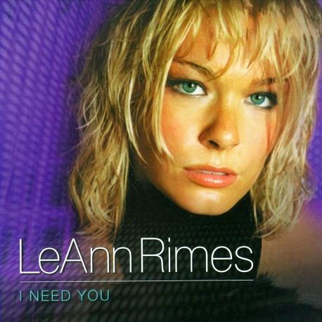 LeAnn Rimes - I Need You - CD