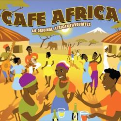 V/A - Cafe Africa - 2 CD