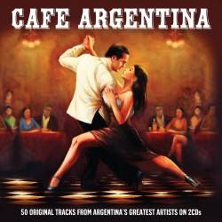 V/A - Cafe Argentina - 2 CD