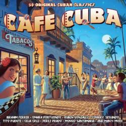 V/A - Cafe Cuba - 2 CD