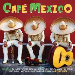 V/A - Cafe Mexico - 2 CD