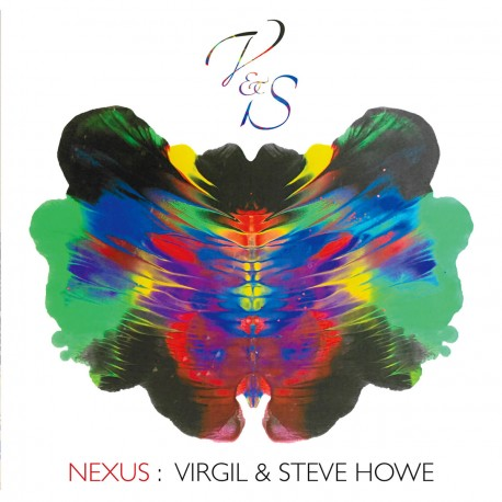 Virgil & Steve Howe - Nexus - Vinyl LP + CD
